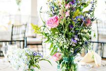 Ideer brudebukett og blomsterdekor