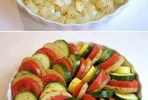 Recetas que cocinar