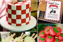 Kids Birthday Party Ideas / This & That