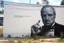 Street art Samui / Only Hoodgraf