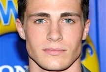 COLTON HAYNES / by THEHUNKFORM.COM