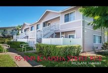 LISTING - Mililani Mauka Condo at Northpointe Terrace / Priced to sell at only $360,000, don't miss your chance to own this great Mililani Mauka condo!  Remodeled in 2015 and ready to move in! This property is a wonderful corner unit at Northpointe Terrace. For more details visit the listing website at: www.MililaniCondo.com.  Update: This condo is currently IN ESCROW.