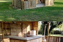 bar kayu
