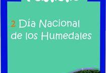 día  Nacional de los humedales