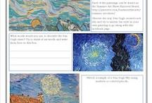 ARTISTE - Van Gogh / by Valérie Cadieux