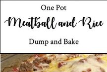 One Pot Meals: Catching up with Claire / Super easy one pot meals with recipes!