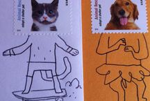 Fun With Postage  / by Harriet
