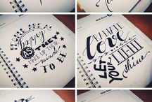 Caligraphy Handlettering
