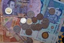 CURRENCY/MONEY MATTERS / Moroccan currency is the Dirham. ATM cash machines are available and exchange credit card.