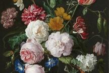 virág csendélet / flower still life