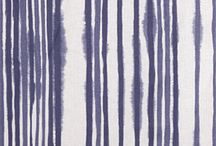 Blue Fabrics / A curated collection of Revitaliste's favorite blue upholstery fabrics.