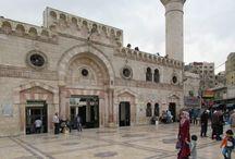 Amman and the Desert Loop / Photos taken by David Stanley in Amman, Jordan, and at Qasr al-Abd, Qasr Al-Hallabat, Hammam As-Sarah, Qasr Al-Azraq, Qasr Amra, Qasr Al-Kharrana, Karak Castle, and Shawbak Castle.