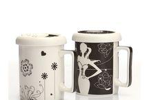Porselen Kupalar / by Çay Dükkanı