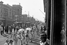 Historic New Orleans and Other Louisiana Locales / Photos, sketches, engravings, and art depicting early 20th century, 19th, or 18th century New Orleans and other Louisiana locations. / by Chantel Pilet