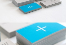 business cards / by Sofija Popovic
