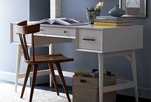Desks / by Jennifer Bird
