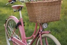 I want to ride my bicycle / cruising bicycles