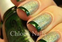 St Patrick nails