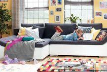 Canapele și mobilier pentru living