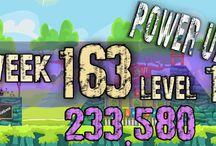 Angry Birds Friends Week 163 power up / Angry Birds Friends Tournament Week 163  all Levels  HighScore  , 3 star strategy High Scores power up visit Facebook Page : https://www.facebook.com/pages/Angry-birds-for-play/473374282730255 blogger page : http://angrybirdsfriendstournaments.blogspot.com/ twitter : https://twitter.com/carloce_kiven
