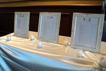 Guest Seating Arrangements & Charts