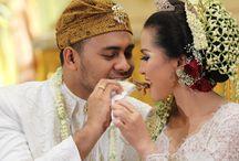 Wedding ceremony / Adat sunda