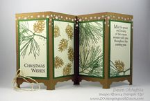 Folding Screen Cards / by Susan Knowlton