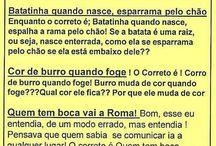 Dicas de língua portuguesa