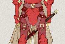 Armor/Oufits