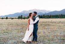 Buena Vista Colorado Weddings / Weddings in Buena Vista, Colorado