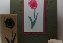 Cards - Stampin Up Garden Whimsy