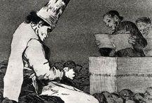 Los 'Caprichos' de Goya. Y los 'Caprichos' de Goya en los ojos de Dali