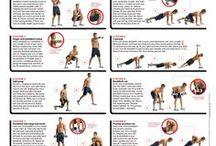 Spartans workout