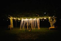 Ethereal Orchard/Woodland Theme. / Inspiration for light, trees, outdoor blessings & details.