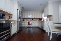 Kitchens / Custom cabinetry, kitchen remodeling