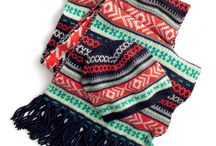 I love scarves!