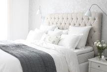 ❅Decor grey bedroom / Decoração cinza para quarto