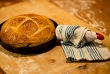 Our Breads / California Goldminer Sourdough Bread