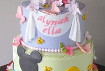 Children's cakes / by Designer Cakes by Carol