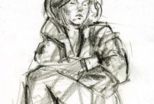 Наброски/sketching