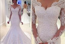 My wedding dress design