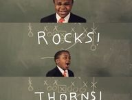 Love Kid President / He has it all figured out. Mini life coach in the making. / by Stephanie Liu