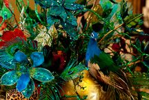 Peacock Colors & Items / by Cynthia Smith