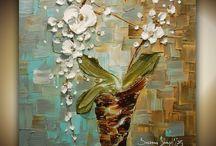 Schilderijen  painthings