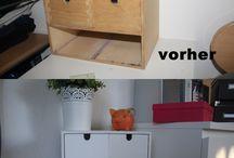 DIY Anleitungen / Basteln, DIY und Dekoration selber machen.