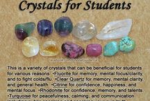 Crystals and crystal grids