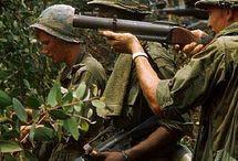 американские солдаты во Вьеинаме