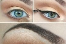 Göz makyajı