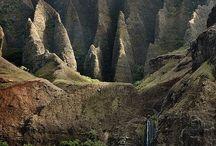 hegyek tájak