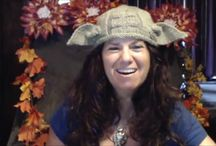 Yogini Yoda / Come and visit my Blog: www.YoginiYoda.com and feel the LOVE!